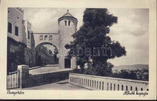 Veszprém, Hősök kapuja (EK)