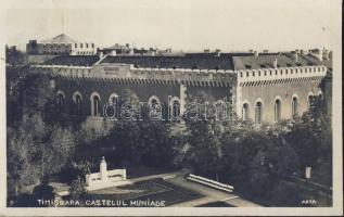 Temesvár Hunyadi castle