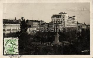 Zaragoza, Plaza de Aragon / square