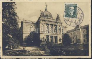 Opava, Troppau; Slezské zemské museum / Silesian Museum