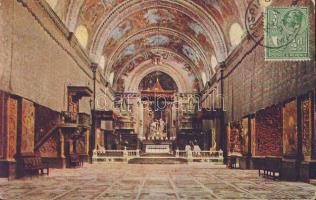 Valletta St John´s Cathedral interior