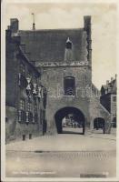 The Hague, Den Haag; Gevangenpoort / gate