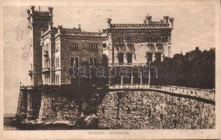 Trieste, Miramar So Stpl.