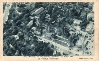 1931 Paris International Colonial Exhibition, Le Temple D'Angkor / church