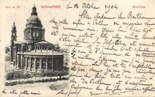 Budapest V. Bazilika (EB)