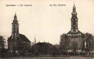 Újverbász protestant churches