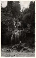 Toplita, waterfall, Maroshévíz, Vízesés