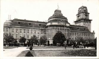 Senta, town hall, Zenta, Városháza