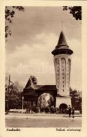 Subotica, water tower, Szabadka, Palicsi víztorony