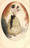 s: F. Hardy, Italian art postcard s: F. Hardy