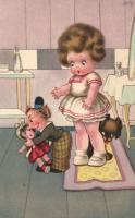 Child, toys, humour 'Amag 0234.', Gyerek, játék, humor 'Amag 0234.'