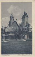 Krkonose, Riesengebirge, Wang church