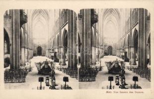 Metz, Cathedral interior