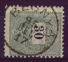 1889 30kr BESNYŐ