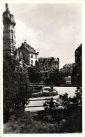 Szabadka main square park photo
