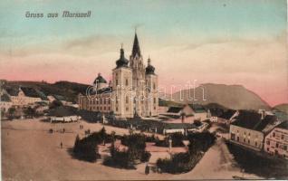 Mariazell church, Mariazell templom