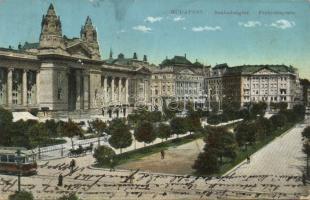 Budapest V. Szabadság tér Tőzsdepalota