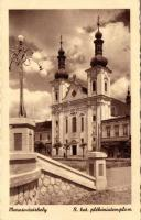 Marosvásárhely catholic monastery