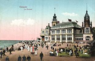 Ostend spa, beach, Ostend szanatórium, strand