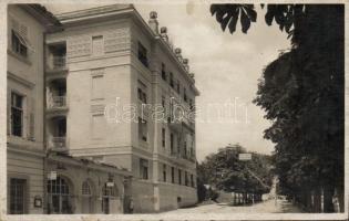 Rogaska Slatina court building and tobacconist shop