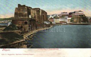 Naples, Napoli; Pizzofalcone, Nápoly, Napoli; Pizzofalcone