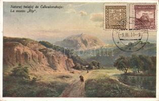 Ríp Mountain s: H. Ullik