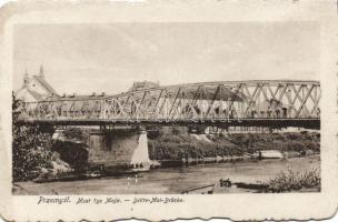 Przemysl, Most 3go Maja / bridge