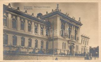 Belgrade, grammar school