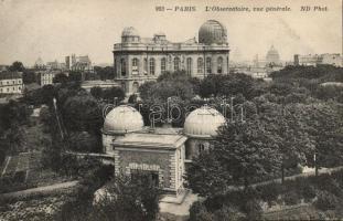 Paris, Observatoire / observatory