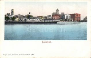 Sirmione, port, SS Angelo, hotel