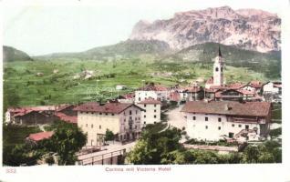 Cortina d'Ampezzo, Victoria Hotel