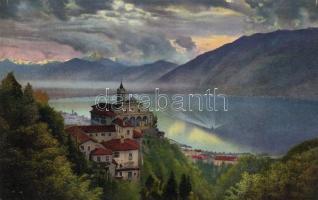 Locarno, Lago Maggiore / lake