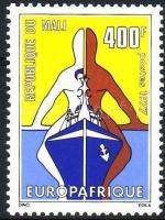 1977 Europafrique Mi 600