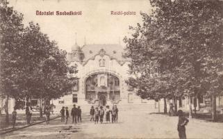 Szabadka Reickl Palace