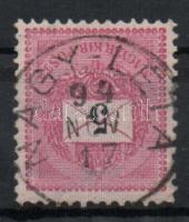 1889 5kr NAGY-LÉTA