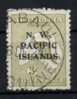 Forgalmi felülnyomott bélyeg Freimarke mit Aufdruck Definitive overprinted stamp
