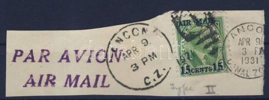 Légiposta Flugpost Air mail