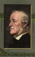 Richard Wagner, K.N.G. Serie 880. litho