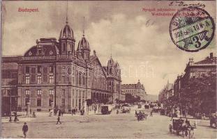 Budapest VI. Nyugati pályaudvar, Teréz körút, Divald Károly