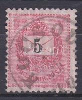 1889 5kr KOCSOL(A)