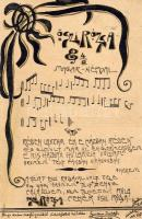 Aster, Hungarian folk song (Ga), Őszi Rózsa, magyar népdal (Ga)