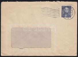 Liebig on mail cover, Liebig levélen