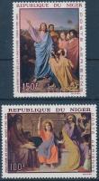 1967 Ingres festmények Mi 170-171