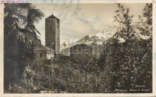 Locarno, Rivapiana, Chiesa S. Quirico / church