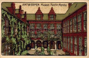 Antwerpen, Plantin Moretus Museum, Antwerpen, Plantin Moretus Múzeum