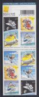 BELGICA 06 stamp exhibition self-adhesive stampbooklet, BELGICA 06 bélyegkiállítás öntapadós bélyegfüzet, Internationale Briefmarkenausstellung BELGICA '06, Brüssel - Weltmeisterschaft der Jugendphilatelie selbstklebendes Markenheftchen