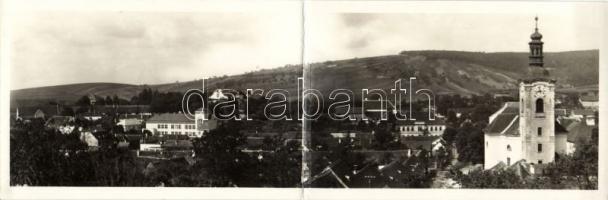 Zdánice, church,  panoramacard