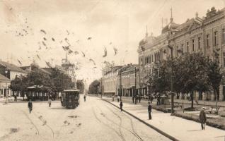 Belgrade, Terazije tram station