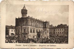 Tarnów, Rynek, Ratuszem / square, town hall