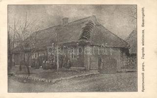 Polish Peasant house, Lengyel földműves háza
